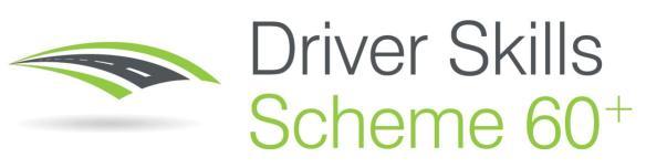 Drivers SKills 60+ logo