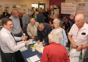 Older Drivers Forum at Milford on Sea 2