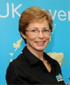 Jane Weir - Occupational Therapist and Co Manager of Wessex DriveAbility