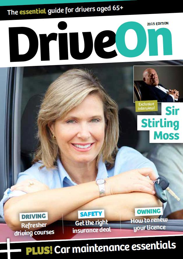 Drive On magazine image | Older Drivers Forum