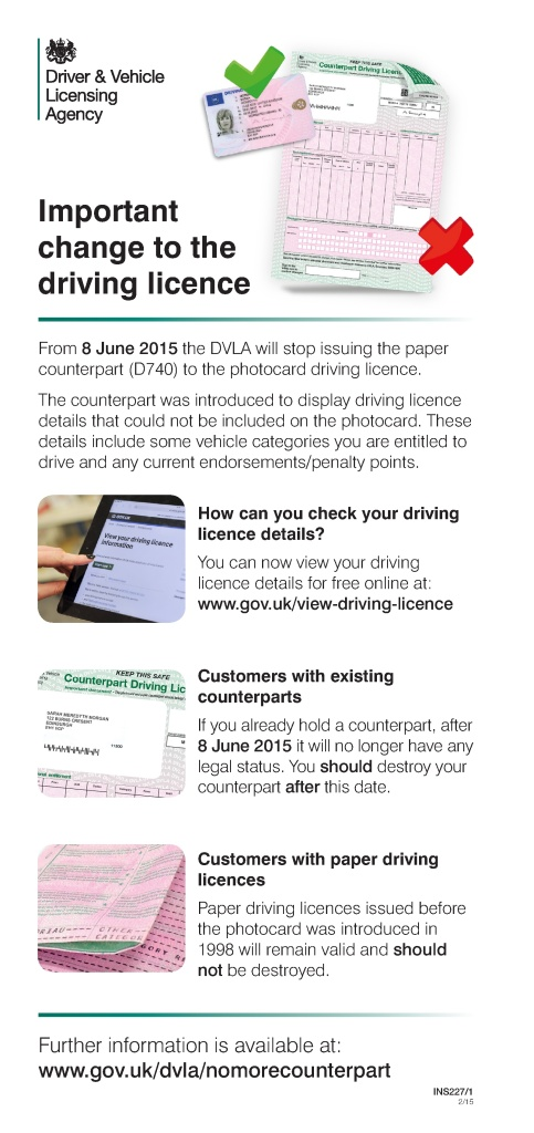DVLA Driving licence changes-0