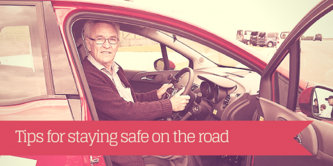 Tips for staying safe on the road