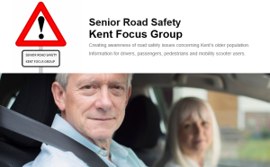 Kent Focus Group have recently launched a new web site to give help and  support to Senior Road Users in Kent. Click here to read more about this