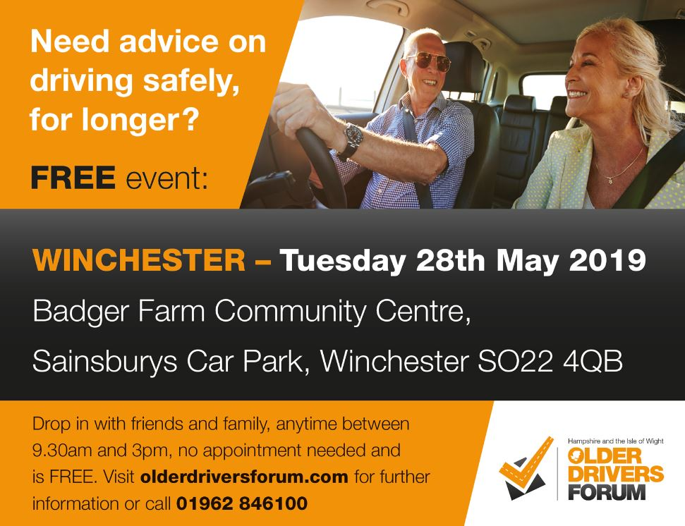 Web view Winchester | Older Drivers Forum